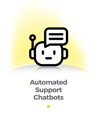Automated support chatbots