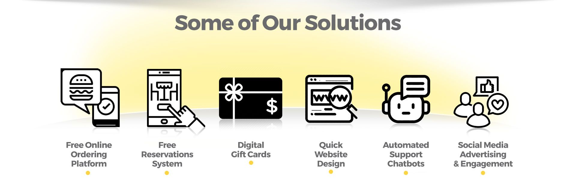 Some of our solutions