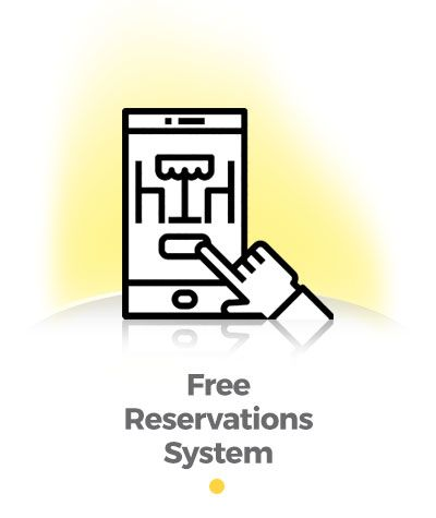 Free reservations system